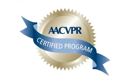 The American Association of Cardiovascular and Pulmonary Rehabilitation (AACVPR) certification