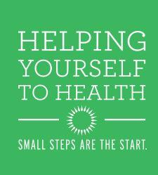 Helping Yourself to Health logo