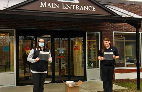 Mt. Ascutney Hospital and Health Center accepting donations of PPE
