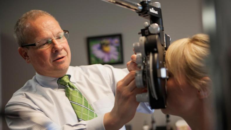 Ophthalmology at Mt. Ascutney Hospital and Health Center